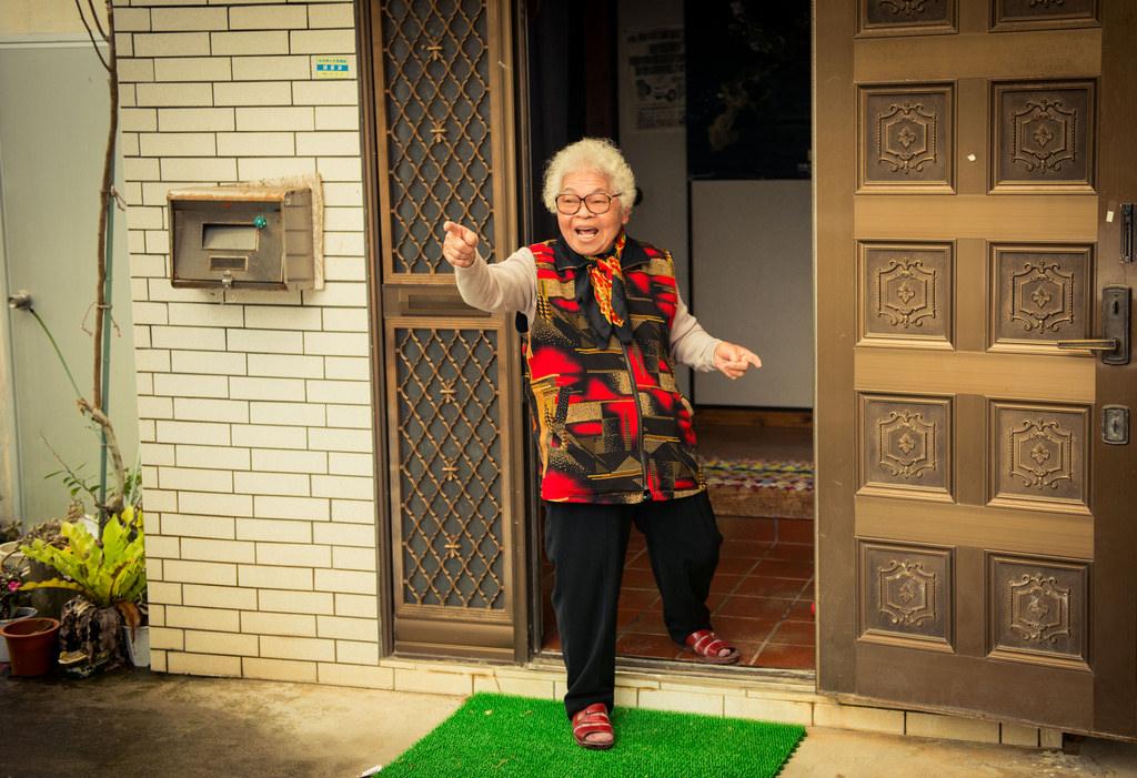 Ogimi está no Livro Guinness dos Recordes por ter a população mais velha do mundo